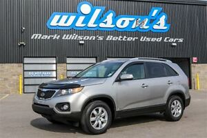 2013 Kia Sorento AWD! BLUETOOTH! NEW BRAKES! HEATED SEATS! KEYLE
