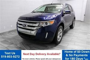 2011 Ford Edge SEL AWD w/ NAVIGATION! LEATHER! PANORAMIC ROOF! A