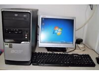 ACER ASPIRE DESKTOP PC