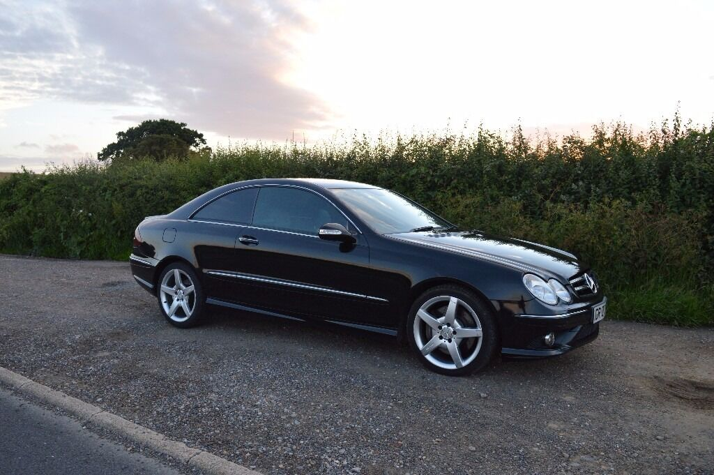2007 mercedes clk 320 cdi sport auto 7g-tronic would px with