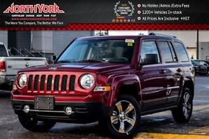 2017 Jeep Patriot NEW Car High Altitude|4x4|HtdFrontSeats|SatRad