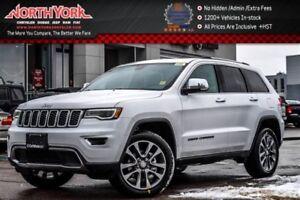 2018 Jeep Grand Cherokee New Car Limited 4x4|LuxuryIIPkg|PanoSun