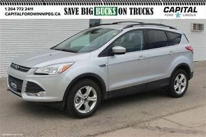 2016 Ford Escape SE 4WD *Reverse Cam-4WD*