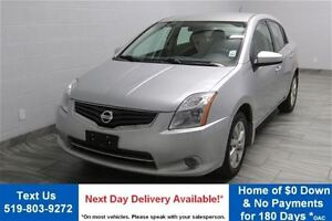 2012 Nissan Sentra 2.0 S 6-SPEED w/ POWER PACKAGE! ALLOYS! AIR C