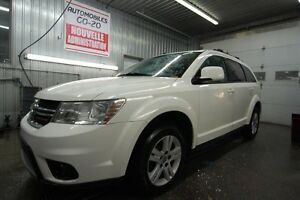 2012 Dodge Journey JAMAIS ACCIDENTE SXT V6 GARANTIE UN AN INCLUS