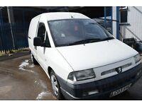 2003 Peugeot Expert HDI panel Van In good Condition MOT until FEBRUARY 2018