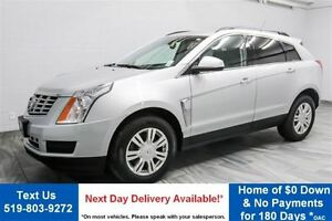 2013 Cadillac SRX AWD! LEATHER! HEATED SEATS! POWER+MEMORY DRIVE
