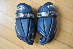Maximum Lacrosse Box Lax Player Gloves MX-PG-1000
