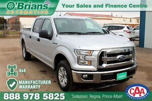 2015 Ford F-150 XLT - MFG PT WARRANTY 4x4