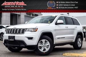 2017 Jeep Grand Cherokee Laredo|4WD|TrlrTowPkg|8.4Uconnect|Bluet
