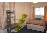 double room to rent in lovely home next to the Dollis station ,