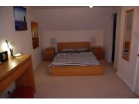 One huge room to rent in Wandsworth, ensuite and walk-in wardrobe