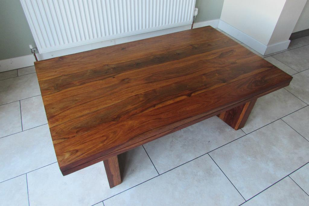 Coffee Table Solid Sheesham Wood Originally From The Harvey S Kashmir Range