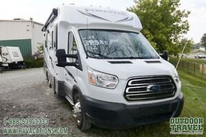 2017 FOREST RIVER Forester TS 2391FTD  Class B Motorhome