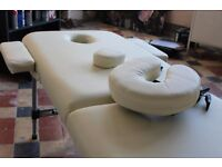 Beautiful Massage bed from Massage Imperial
