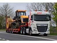MV Trench Support --Class 1 and Class 2 Hiab Drivers -- Class 2 Rigid Drivers