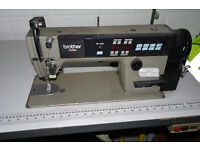 Brother DB2-B737 Exedra E-40 UBT Industrial Sewing Machine SINGLE PHASE