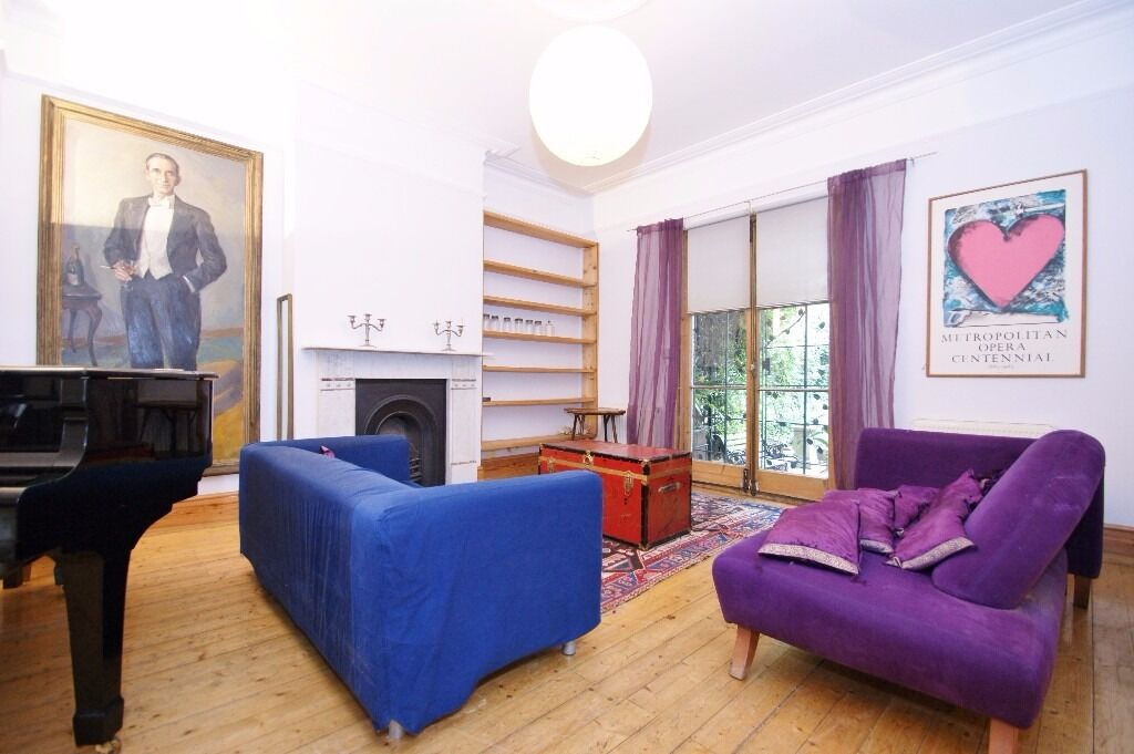 Substantial Five Bedroom House North Acton NW10