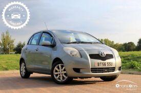 2007 Toyota Yaris 1.3 VVT-i Zinc 5dr £2795