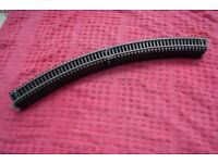 Hornby Track New 8xR609 double curve 00 gauge