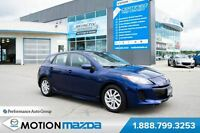 2012 Mazda MAZDA3 SPORT GS-Sky Alloys Cruise A/C Auto Heated Sea