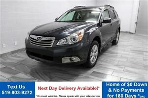 2011 Subaru Outback 2.5i LIMITED AWD! SUNROOF! LEATHER! HEATED S