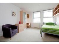 Studio flat in Finchley Road, Hampstead