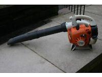Stihl BG56 Garden petrol blower