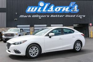 2014 Mazda MAZDA3 GS-SKYACTIV! REAR CAMERA! PUSH BUTTON START! $