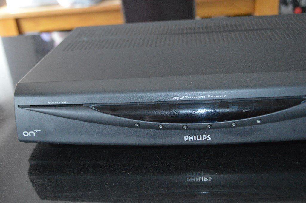 Philips on digital receiver - spares or repair