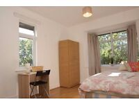 Two Double rooms in the same house! Short&Long Let, all incl.