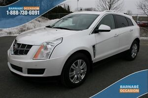 2011 Cadillac SRX Luxury 3.0L AWD TOIT PANORAMIQUE-CUIR-BOSE+++