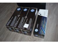 HP X4 Cartridges - Colour Laser Jet Pro MFPM476dw Original unopened