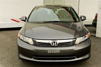 2012 Honda Civic LX BAS MILLAGE A/C