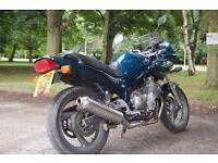 1992 Yamaha XJ600S Diversion –12 Months MOT - Less than 27000 Miles!!!!!!