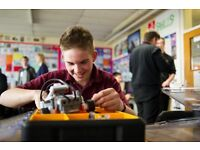 Get Started with Robotics and The Prince's Trust