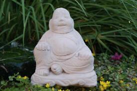 A super garden Buddha