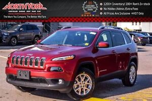 2017 Jeep Cherokee NEW Car North|Cold Wthr Pkg|RearCam|Bluetooth