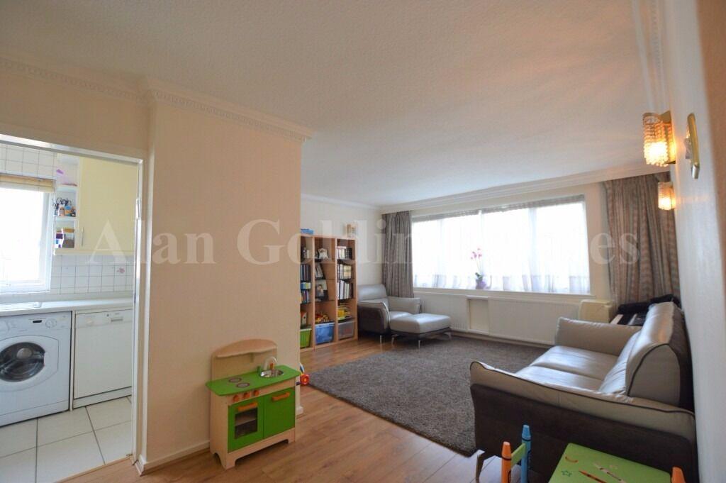 Spacious 2 double bedroom flat in Golders Green NW11