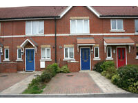 Furnished cosy two bedroom house with driveway in a private development in Dagenham RM10