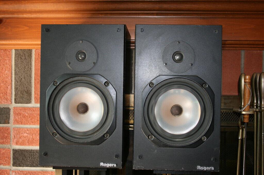 Vintage Rogers Hi Fi Speakers LS4a | in Oadby, Leicestershire | Gumtree