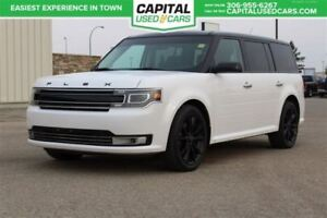 2016 Ford Flex LTD**3RD ROW** AWD**NAVIGATION** VISTA ROOF**LEAT