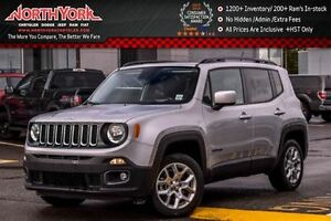 2015 Jeep Renegade North|4x4|CleanCarProof/1-Owner/LowKM|Tow Pkg