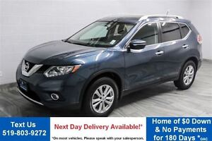 2015 Nissan Rogue SV PANORAMIC SUNROOF! HEATED SEATS! REAR CAMER