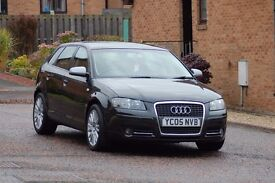 ** Audi A3 Sport 2.0 TDI Sportback ** 2005 Diesel 5dr Manual 6 speed **
