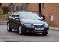 ** Audi A3 Sport 2.0 TDI Sportback ** 2005 Diesel 5dr Manual 6 speed **