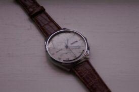Raketa manual wind mechanical calendar wristwatch - Russia - 20th century