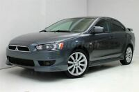 2010 Mitsubishi Lancer GTS 2.4L * Cuir & Toit-Ouvrant! Leather +