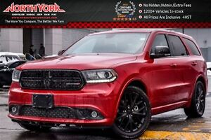 2016 Dodge Durango R/T 4x4|6-Seater|BlackTop,Trailer Tow Pkgs|Re