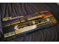 Hornby Train Sets Intercity 125 and Red Star Parcels